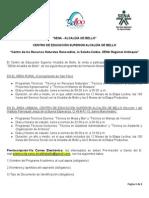 Oferta programas Técnicos, SENA-Alcaldía de Bello