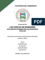 Las Huecas de Riobamba