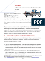Sample Helical Rotor Pump Guide