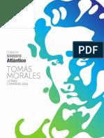 Tomás Morales. Revista del Día de las Letras Canarias 2011