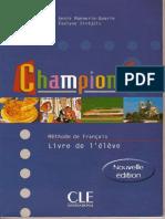 Champion 1 Livre de Leleve