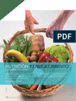 Nutrición y envejecimiento. Patología asociada