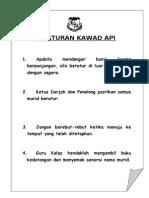 Peraturan Kawad API
