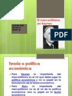 HPE I 07 El Mercantilismo Segun Keynes