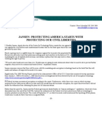 Jansen FCF press encryption defense
