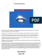 UFO - Filer's Files #24 - 2012 Did Ancients Worship Discs