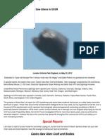 UFO - Filer's Files #28 - 2012 Castro Saw Aliens in USSR