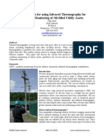 Best Practices for Using Infrared Thermography for Condition Monitoring of Oil-Filled Utility Assests