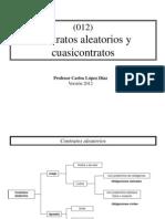 (012) Contratos aleatorios cuasicontratos.ppt