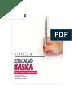 Curriculo Da Educacao Basica - Ensino Fundamental - Anos Iniciais - Versao Experimental 2010