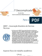 ABNT Descomplicada - Ricardo Sílvio.pdf