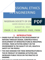 Professional Ethics in Engineering (2)