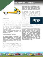 Artículo sobre autos de energía alternativa