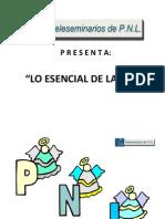 Lo Esencial de La Pnl