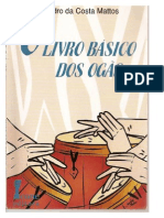 Sandro Da Costa Mattos - O Livro Basico Dos Ogans