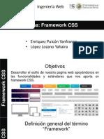 Frameworks CSS