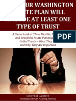Using Trusts in Your Estate Plan