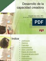 Módulo ED 301 Desarrollo de la capacidad creadora