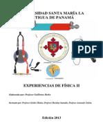EXPERIENCIA DE FÍSICA II - BURKE