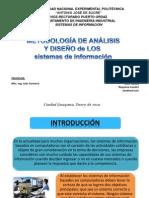 Metodologia Analisis y Diseno Sistemas Informacion