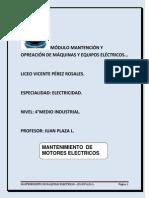 Mantenimiento y Operacion de Maquinas y Equipos Electricos 4 Apunte Mantencion de Motores de Corriente Alterna