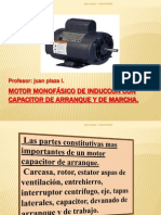 Mantenimiento y Operacion de Maquinas y Equipos Electricos 4 Apunte Motor Monofasico Con Capacitor de Arranque y de Marcha