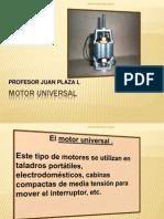 Mantenimiento y Operacion de Maquinas y Equipos Electricos 4 Apunte Motor Universal