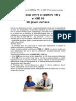 Diferencias Entre El DSM