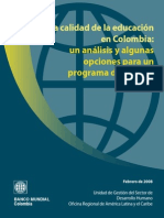 Educa c i on Colombia