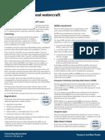 Factsheet Ride Smart QLD