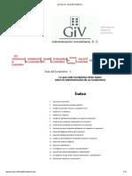 giv.com.mx - Guía del Condómino