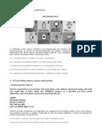 Questões para SIMULADO do ITCL 2013 - (Outubro)