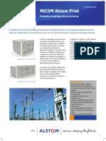 P74x Brochure FR