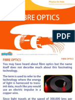 Fibre Optic Cables - Mocomi.com