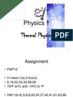 12 Thermal Physics