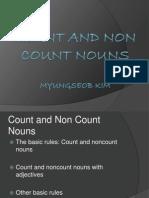 Presentation(Count, Noncount)