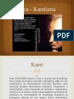Ética - Kantiana
