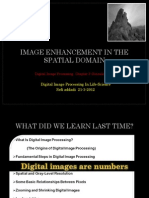 Image Enhancement in the Spatial Domain_SA