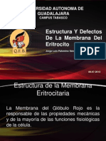 Estructura y defectos de los eritrocitos.ppt