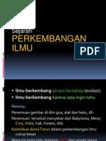 Bab 2 Perkembangan Ilmu.pptx