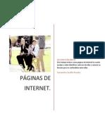 Paginas de Internet (1)