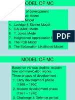 model of mc.ppt