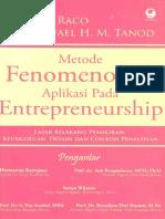 Buku - Jozef Raco - Metode Fenomenologi