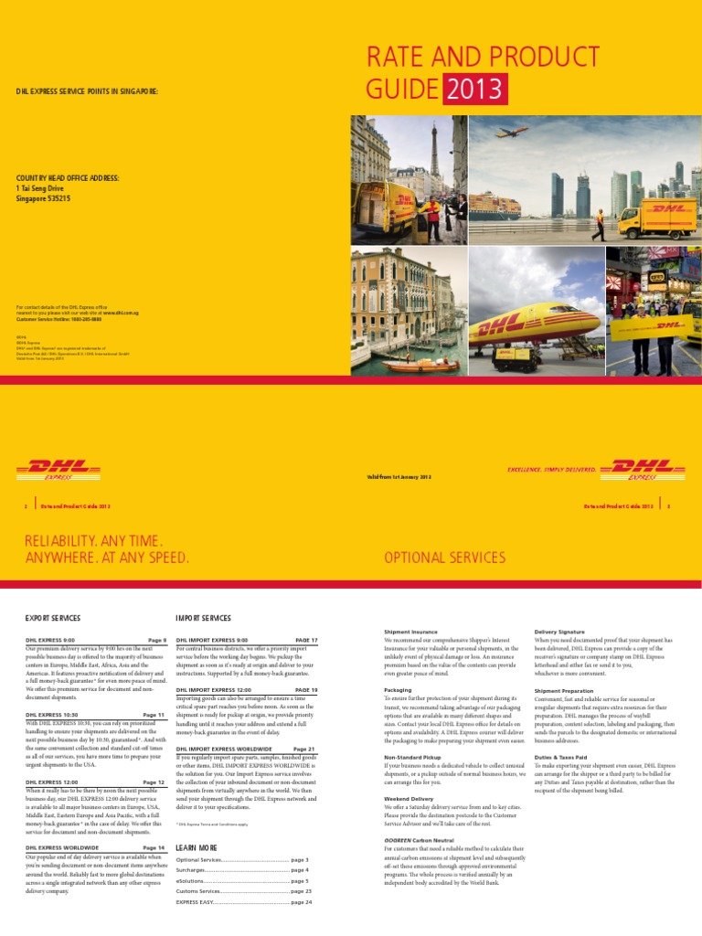 Dhl Express Rate And Transit Sg Courier Insurance - Commercial invoice template dhl online store credit cards guaranteed approval