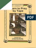 Learn to Pray - Fajr