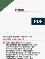 Dmm 122 Slide Mutu Pelayanan