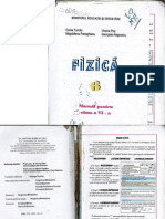 Manual fizica cls. 6