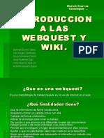 Que Es Una Webquest