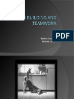 Team Building and Teamwork Slideshow (Final)