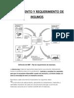 planeamiento y requerimiento de insumos MRP.docx